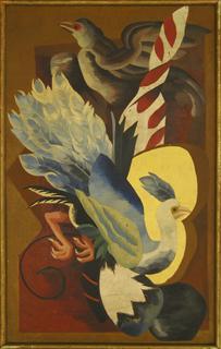 Panel, 1930s