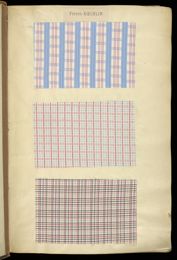Sample Book, early 19th century