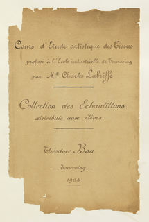 Title Page (France), 1904