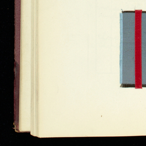 Weaver's Thesis Book (France)