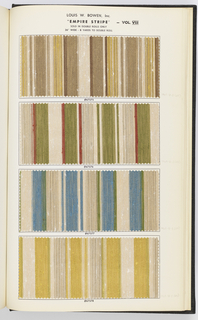 Sample Book, Volume VIII