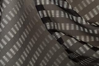 Textile, Kibiso Itomaki Stripe, 2009