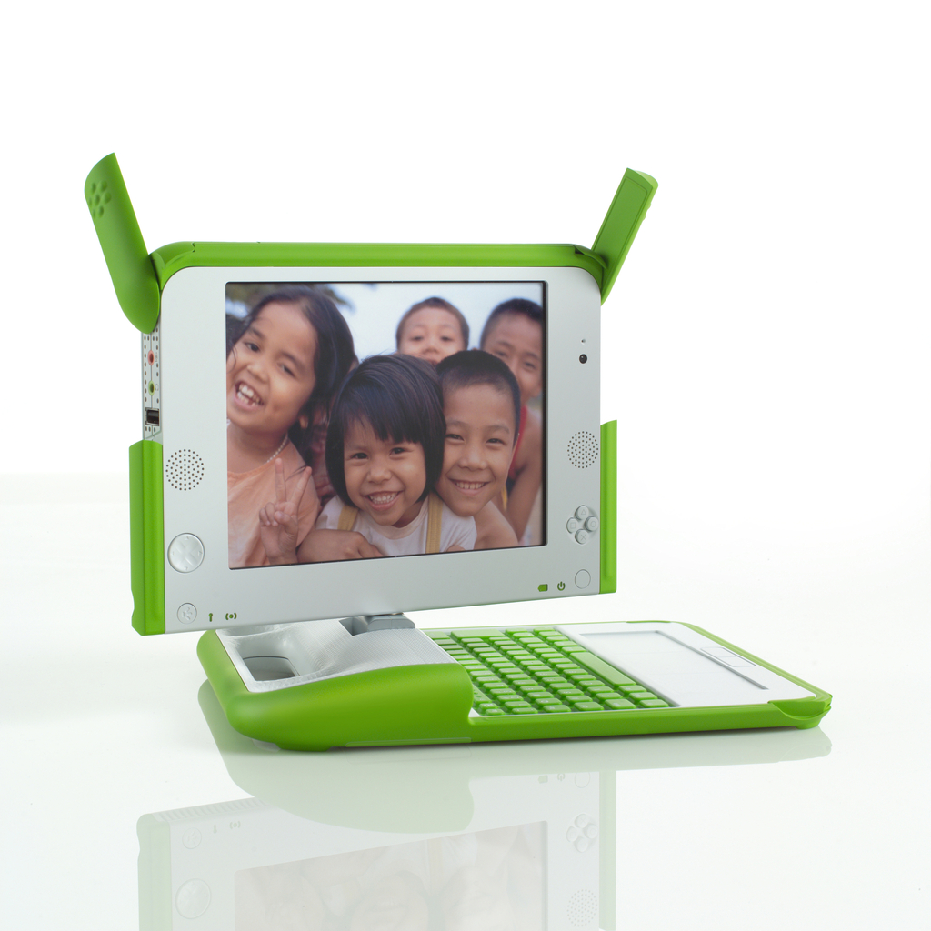One Laptop Per Child, ca. 2007