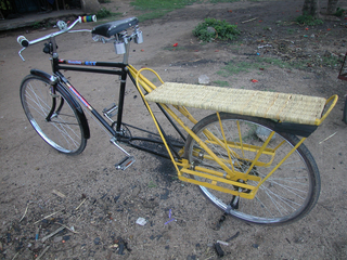 Big Boda Load-Carrying Bicycle, 2002–05