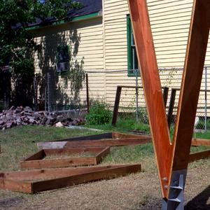 Seventh Ward Shade Pavilion, 2006