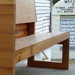 Katrina Furniture Project, 2006