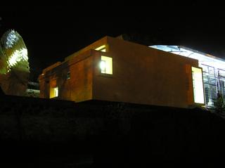 Solar Dish Kitchen, 2004