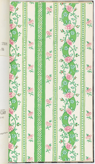 Sample Book, Wallpapers and Decorative Fabrics, 1980
