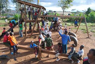 Kibera Public Space Project