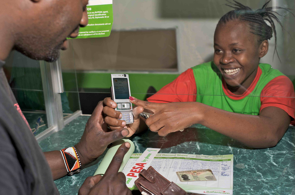 M-PESA Money-transfer System, 2007–2013