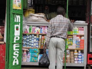 M-PESA Money-transfer System