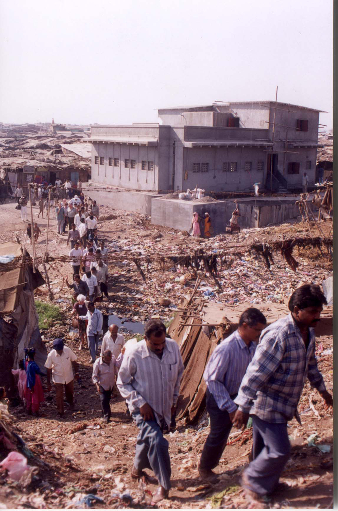 Shack/Slum Dwellers International, ca. 1992
