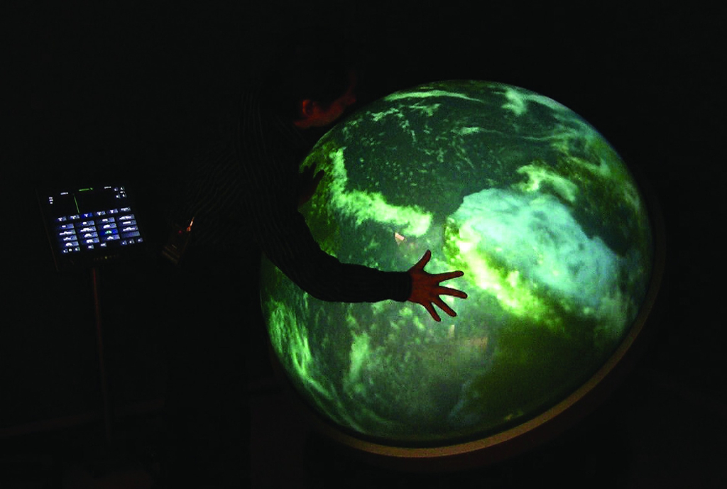 Tangible Earth, 2001–2013