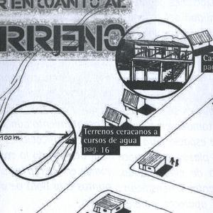 Urbanism Manual for Precarious Settlements (Manual de Urbanismo para Asentamientos Precarios), 2006–2009