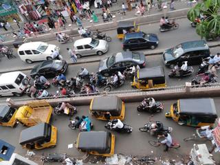 Chennai Sustainable Transportation Network