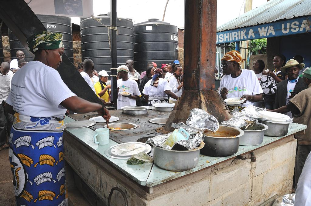 Community Cooker (Jiko ya jamii), 1993–2013