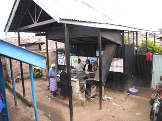 Community Cooker (Jiko ya jamii)