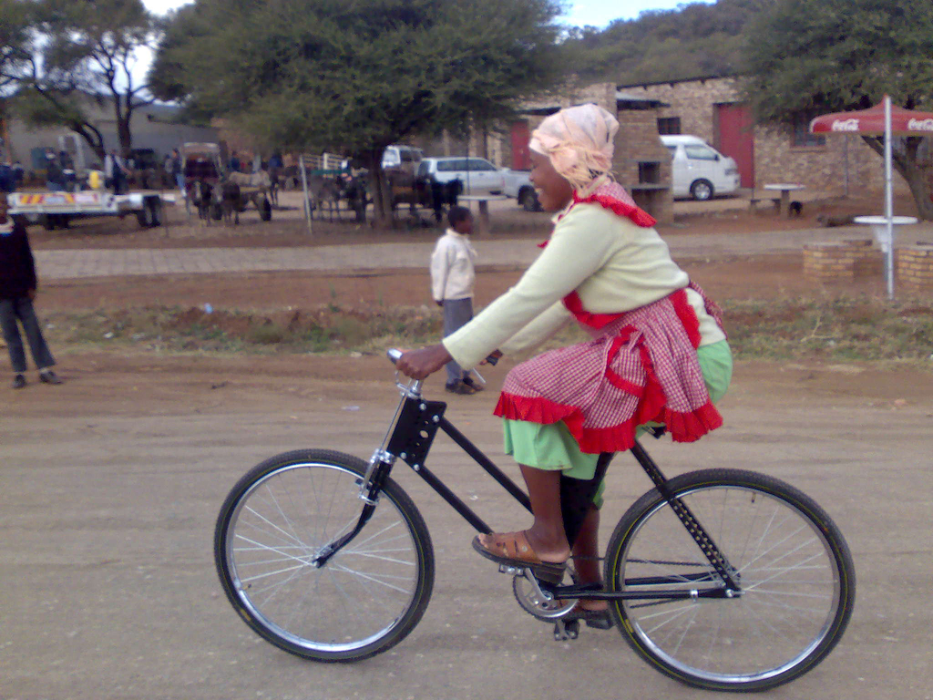Design With Africa: Bicycle Modules, 2005–2013