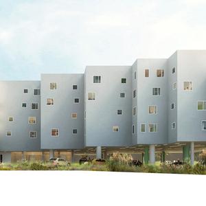 Crest Apartments, 2013–16 (anticipated)