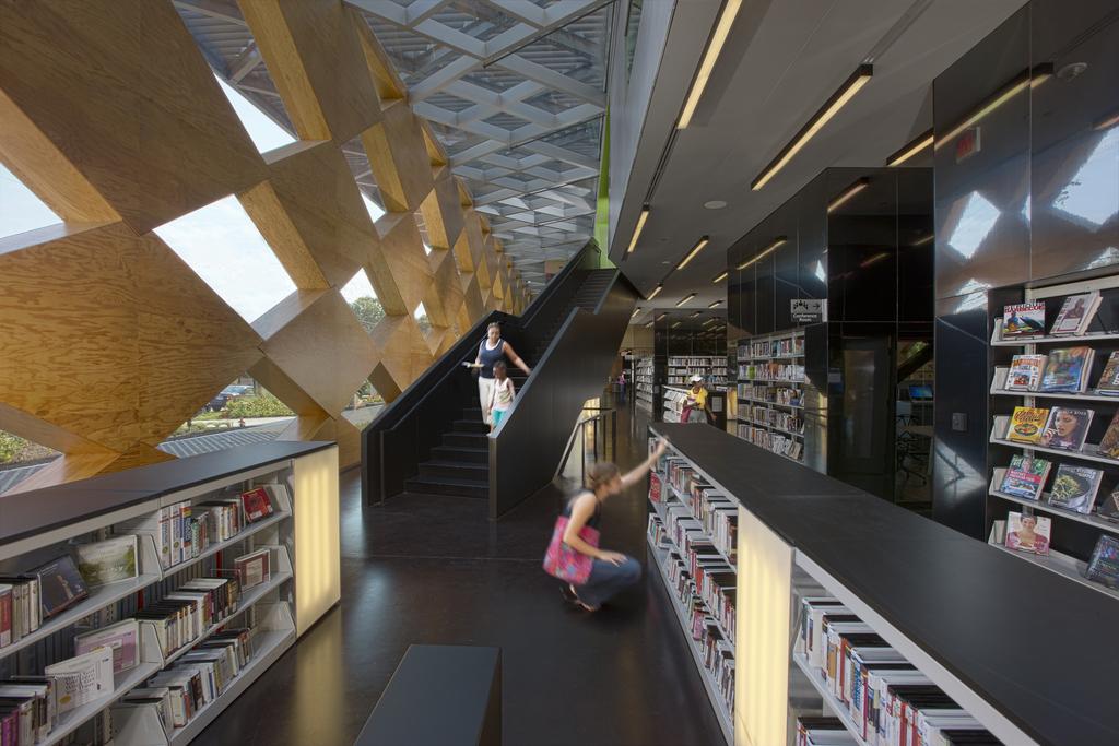 D.C. Neighborhood Libraries, 2009–20 (anticipated)