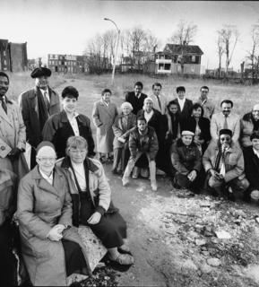 Dudley Neighbors Community Land Trust, 1988–present