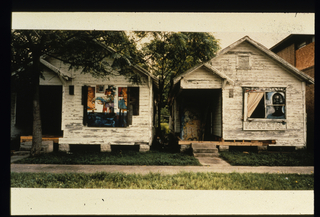 Project Row Houses—Rice Building Workshop Collaboration, 1993–present