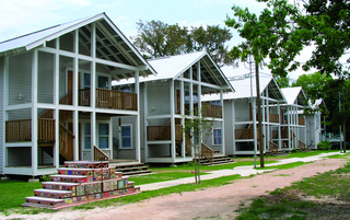 Project Row Houses—Rice Building Workshop Collaboration