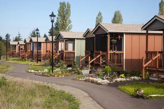 Quixote Village, 2011–13