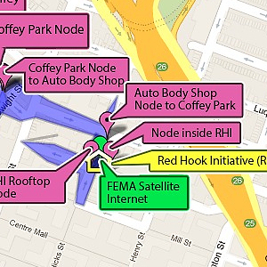 Red Hook WIFI, 2010–present