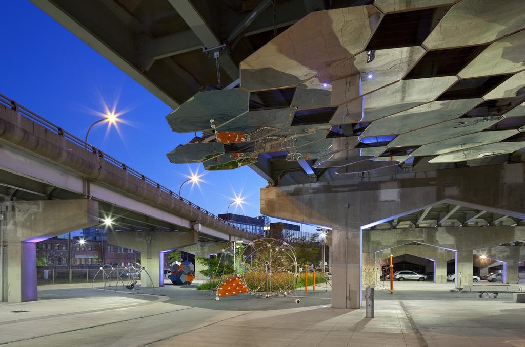 Underpass Park, 2007–14