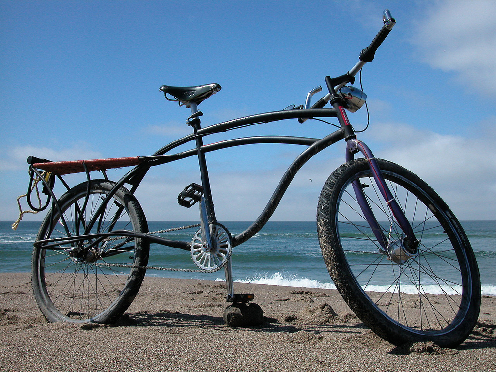 Worldbike prototype, 2003