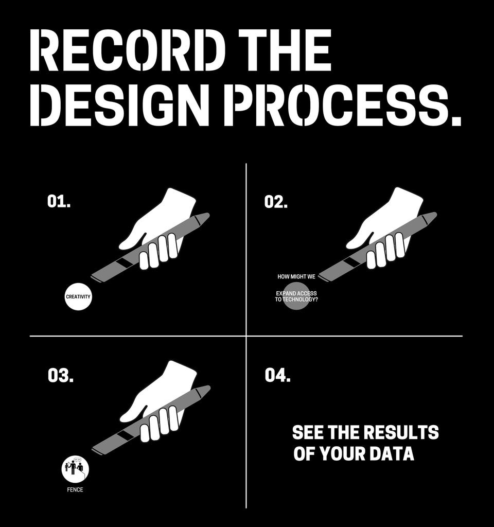 Installation And Data Visualization, Process Lab: Citizen Design, 2016–17