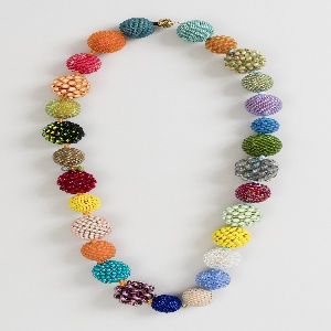 Tropical Punch Necklace, 2006
