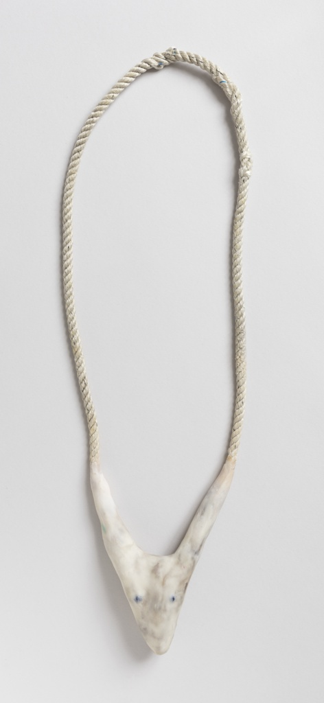 Found at...Made in... Necklace, 2015
