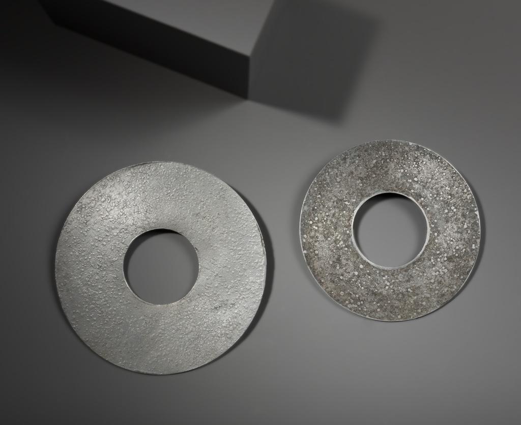 Aluminum Bracelets Two Bracelets