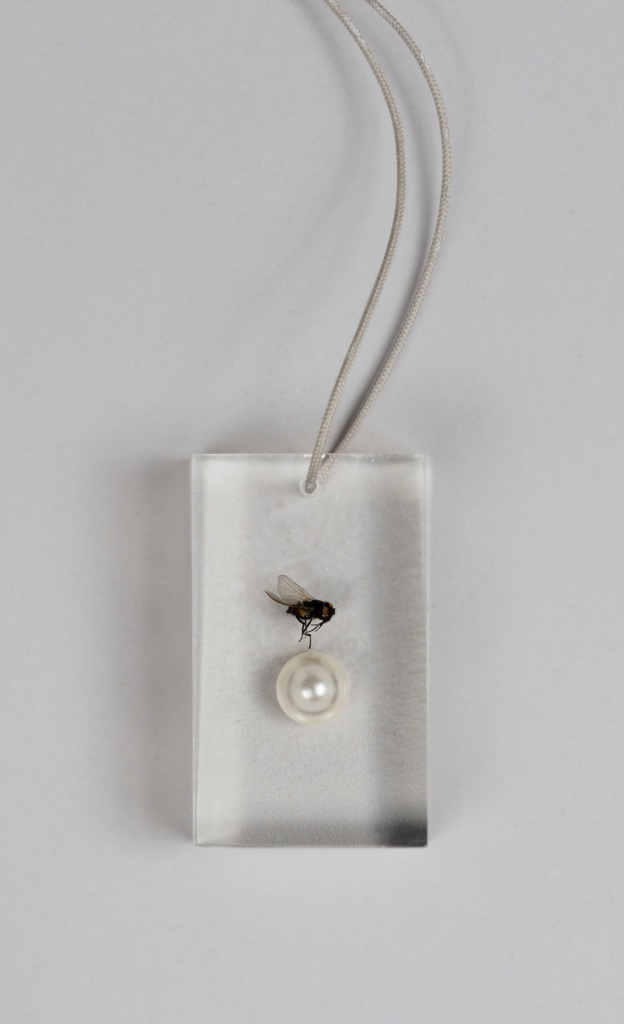 Fred Pendant Necklace With Case