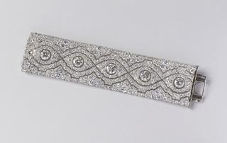 Wide Band Bracelet, 1928
