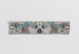 Bracelet, Egyptian, ca. 1925