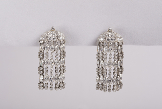Earrings, 1928