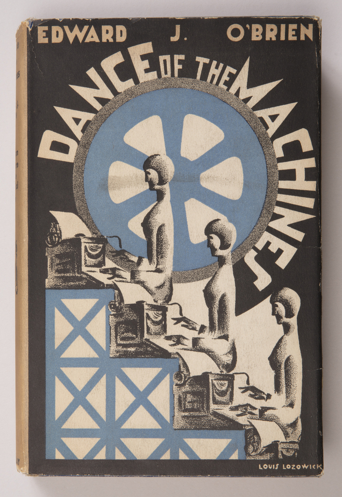 Book, Dance of the Machines, 1929