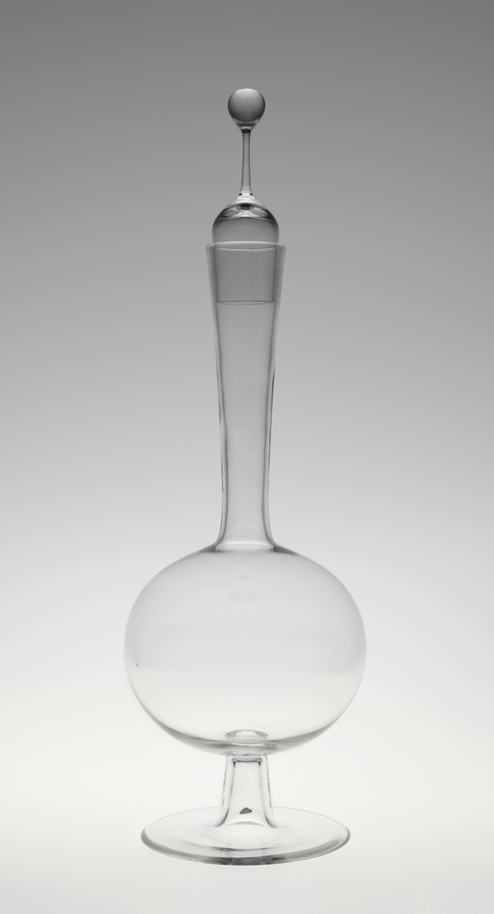 No. 240 Wine Decanter With Stopper
