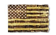Poster, Flag, 1976