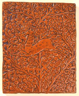 Persian Antelope Tile