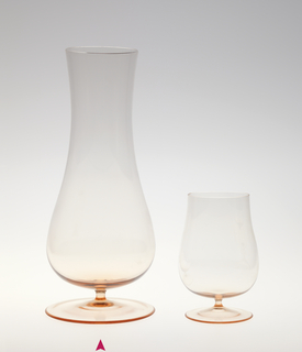 Josephine Bedside Bottle And Drinking Glass