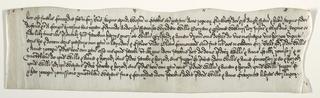Ridge's Early Calligraphy Examples