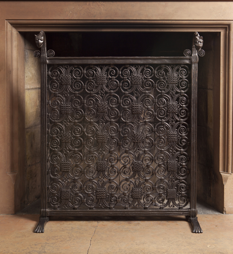 Fire Screen, ca. 1920–25