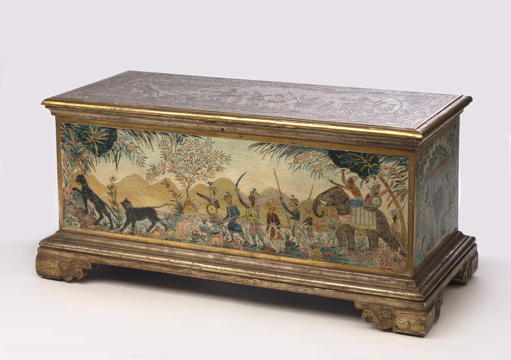Blanket Chest, ca. 1921
