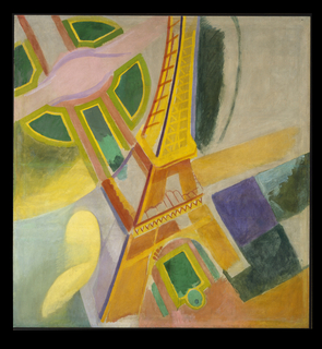 Eiffel Tower, 1924