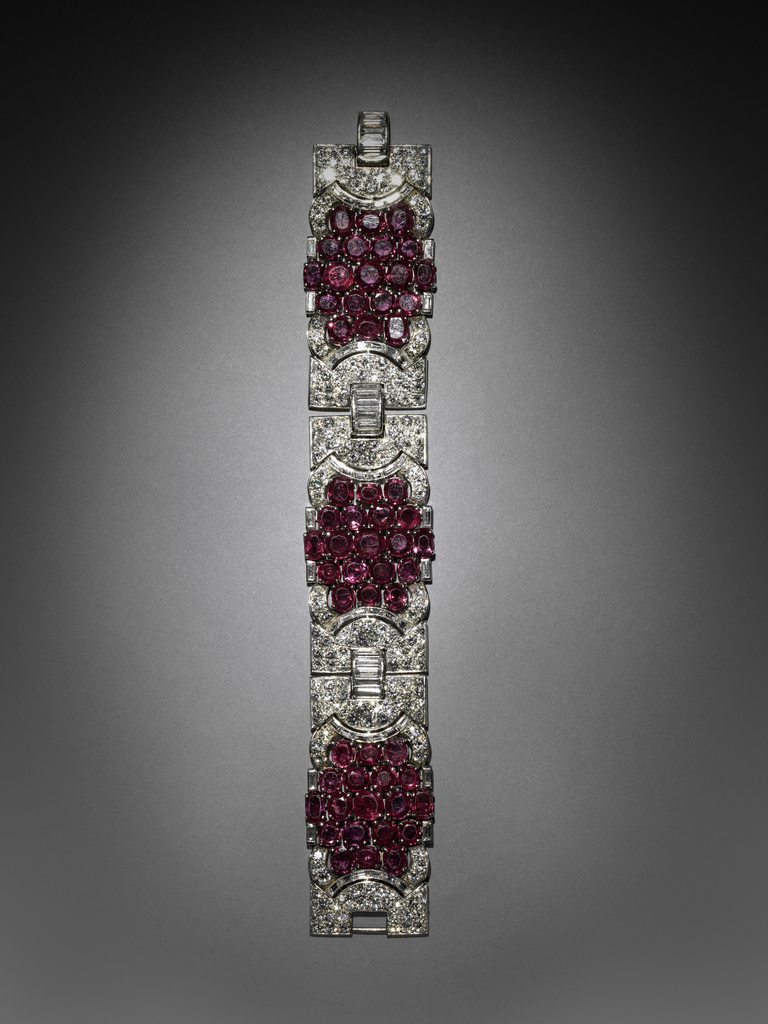 Bracelet, late 1920s