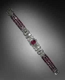 Bracelet, ca. 1920